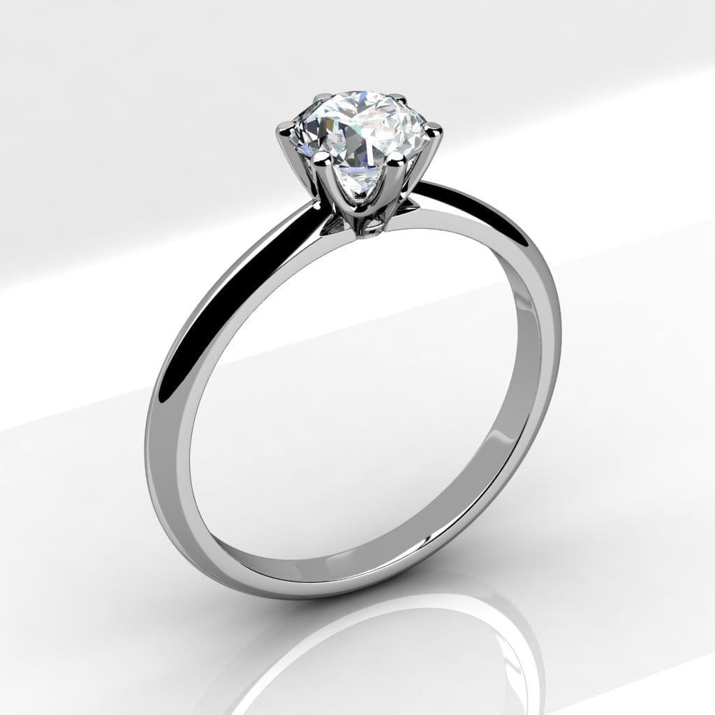 Custom Made Engagement Rings